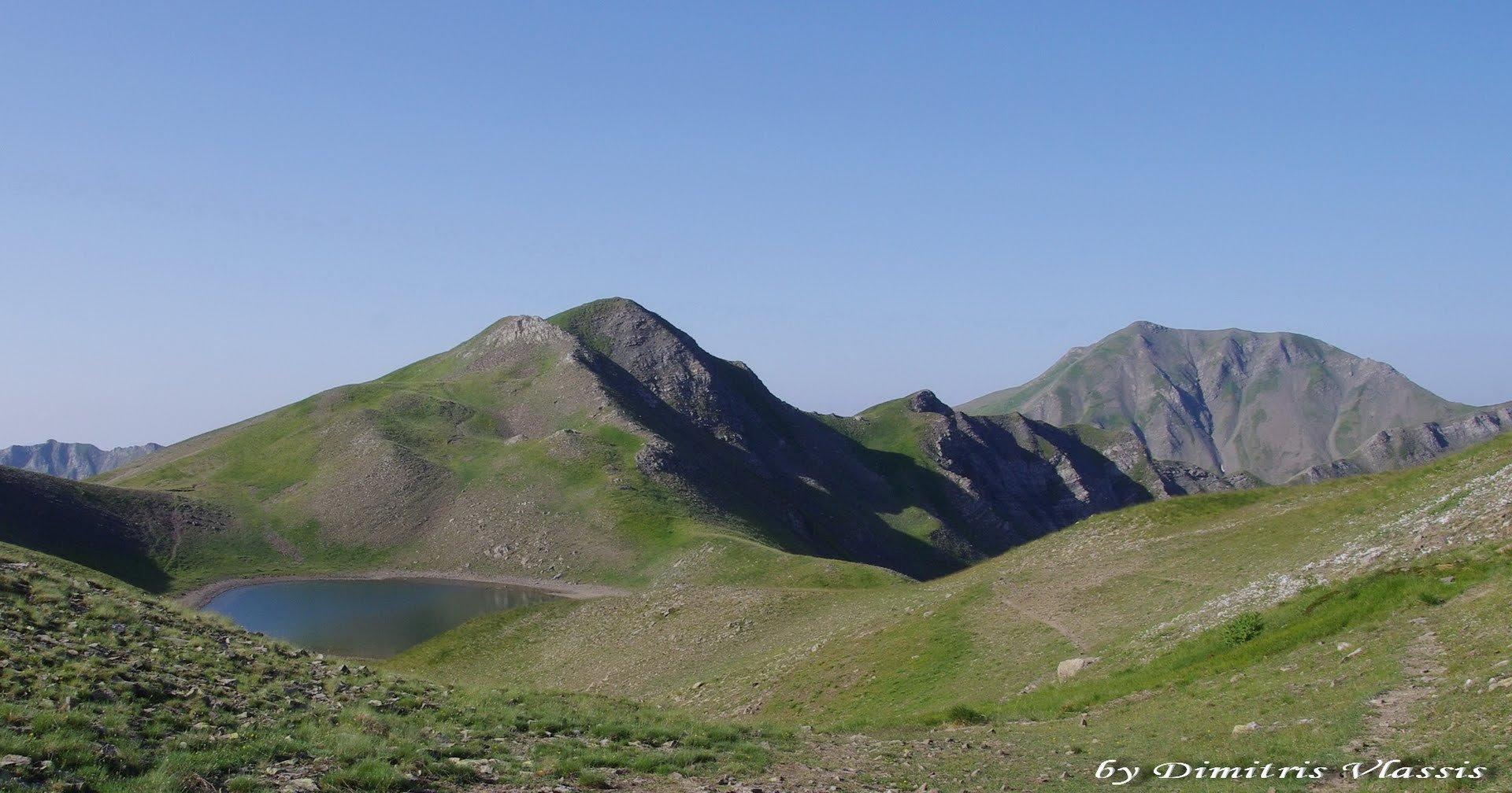 262831790262 Δρακόλιμνη Γράμμου (Γκιστόβα) (2350μ) :: Δήμος Κόνιτσας ::